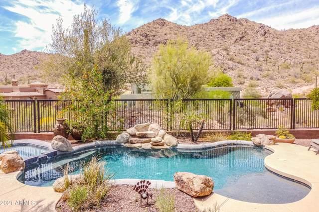 12748 N 145TH Way, Scottsdale, AZ 85259 (MLS #6225296) :: Yost Realty Group at RE/MAX Casa Grande