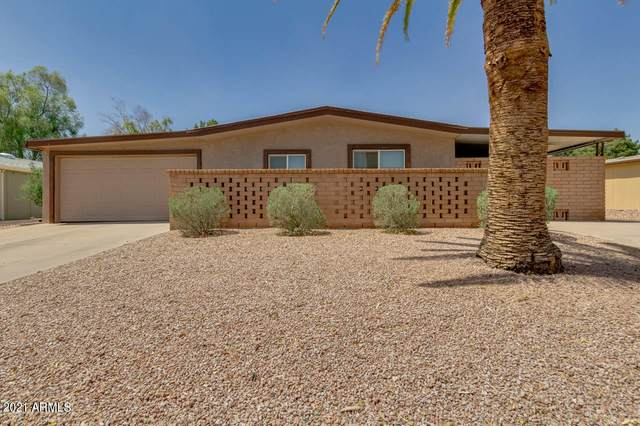 26428 S Lakeside Drive, Sun Lakes, AZ 85248 (MLS #6225300) :: Openshaw Real Estate Group in partnership with The Jesse Herfel Real Estate Group