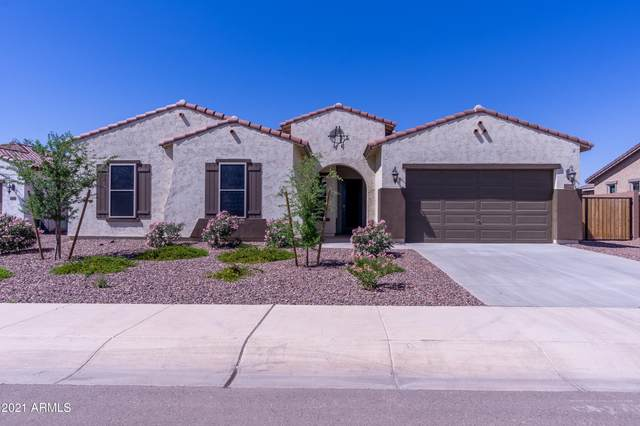 18327 W Wolf Street, Goodyear, AZ 85395 (MLS #6225308) :: Devor Real Estate Associates