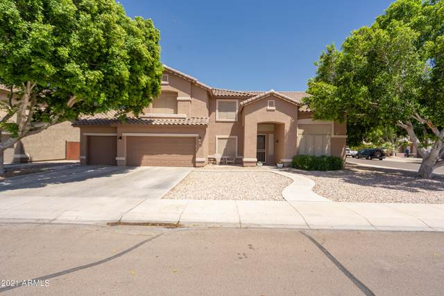 21721 N 86TH Drive, Peoria, AZ 85382 (MLS #6225309) :: Devor Real Estate Associates