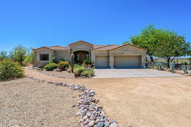 12315 N Vista Del Oro, Fort McDowell, AZ 85264 (MLS #6225310) :: Yost Realty Group at RE/MAX Casa Grande