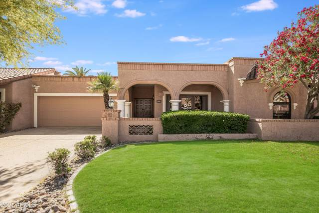 7709 N Via De Fonda, Scottsdale, AZ 85258 (MLS #6225319) :: Openshaw Real Estate Group in partnership with The Jesse Herfel Real Estate Group