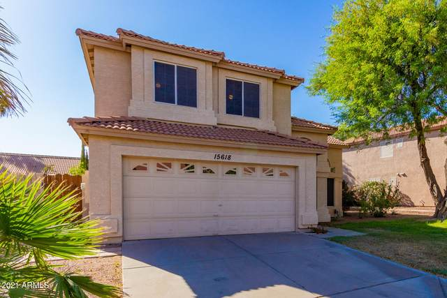 15618 S 37th Way, Phoenix, AZ 85048 (MLS #6225324) :: Openshaw Real Estate Group in partnership with The Jesse Herfel Real Estate Group
