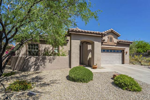 10852 E Betony Drive, Scottsdale, AZ 85255 (MLS #6225329) :: Openshaw Real Estate Group in partnership with The Jesse Herfel Real Estate Group