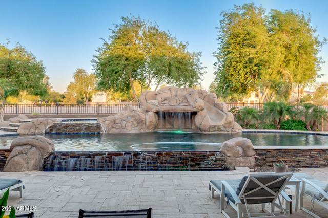 2537 S Velvendo Drive, Gilbert, AZ 85295 (MLS #6225332) :: Openshaw Real Estate Group in partnership with The Jesse Herfel Real Estate Group