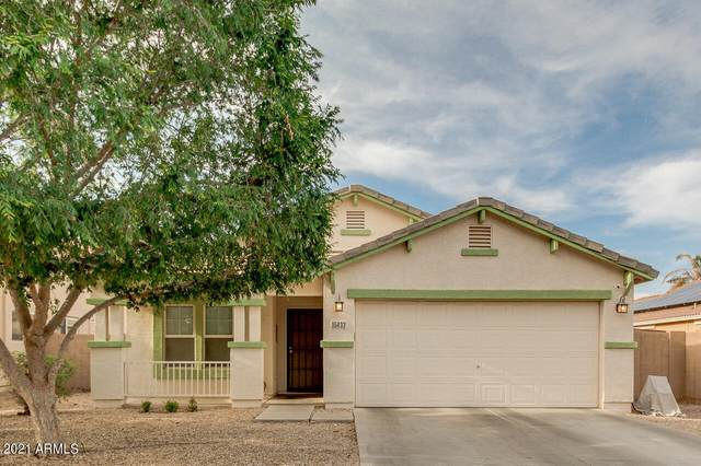 15432 W Desert Mirage Drive, Surprise, AZ 85379 (MLS #6225341) :: Devor Real Estate Associates