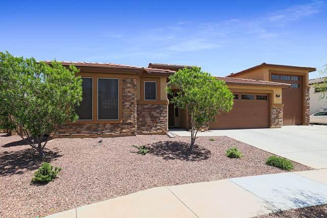 27731 N 172ND Lane, Surprise, AZ 85387 (MLS #6225342) :: Devor Real Estate Associates