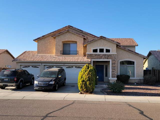 15940 W Washington Street, Goodyear, AZ 85338 (MLS #6225344) :: Devor Real Estate Associates