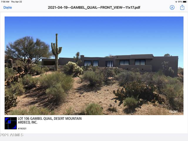 9379 E Sky Line Drive, Scottsdale, AZ 85262 (MLS #6225357) :: Yost Realty Group at RE/MAX Casa Grande
