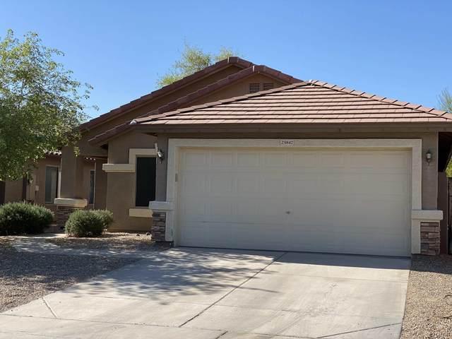 25847 W Winslow Avenue, Buckeye, AZ 85326 (MLS #6225362) :: Yost Realty Group at RE/MAX Casa Grande