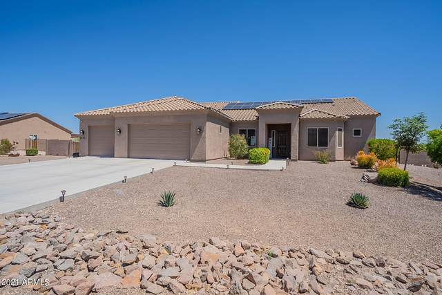 28431 N Bush Street, Wittmann, AZ 85361 (MLS #6225366) :: Yost Realty Group at RE/MAX Casa Grande