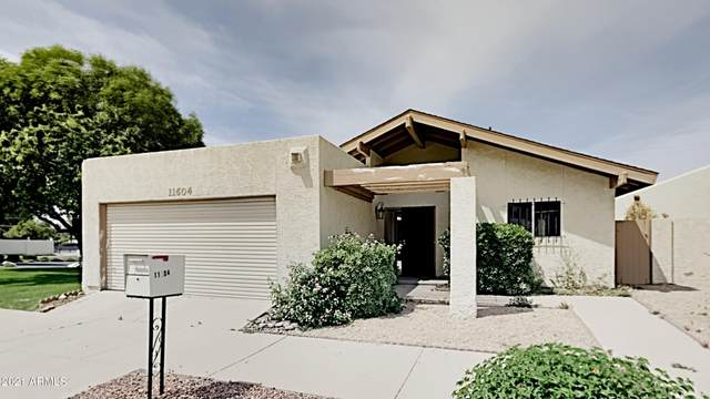 11604 N 30TH Lane, Phoenix, AZ 85029 (MLS #6225369) :: The Riddle Group