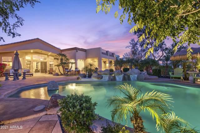 24418 N 85TH Street, Scottsdale, AZ 85255 (MLS #6225373) :: The Carin Nguyen Team