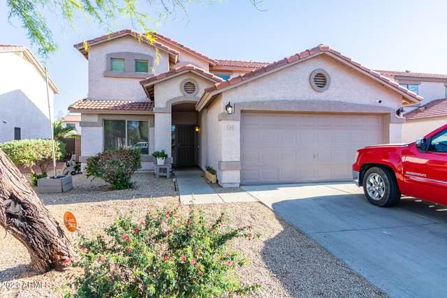 1443 E 11TH Street, Casa Grande, AZ 85122 (MLS #6225381) :: Yost Realty Group at RE/MAX Casa Grande