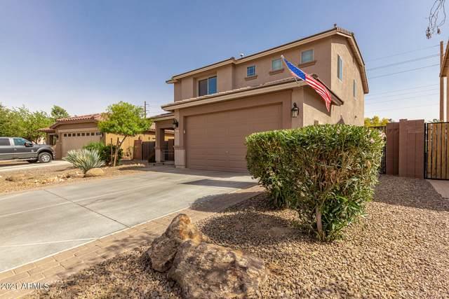 1329 W Crape Road, Queen Creek, AZ 85140 (MLS #6225384) :: The Luna Team
