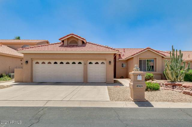 8909 E Copper Drive, Sun Lakes, AZ 85248 (MLS #6225398) :: Yost Realty Group at RE/MAX Casa Grande