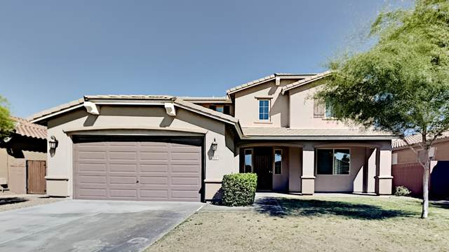 408 W Sweet Shrub Avenue, San Tan Valley, AZ 85140 (MLS #6225419) :: The Helping Hands Team