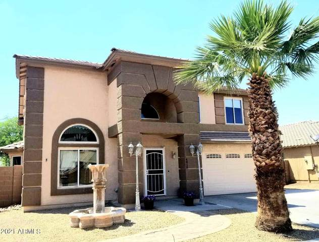 4014 S 74TH Lane, Phoenix, AZ 85043 (MLS #6225429) :: Yost Realty Group at RE/MAX Casa Grande