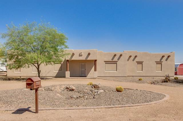 768 W Moon Dust Trail, San Tan Valley, AZ 85143 (MLS #6225455) :: The Copa Team | The Maricopa Real Estate Company