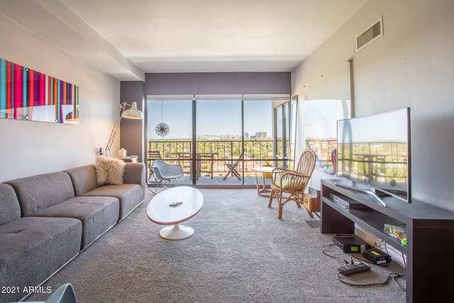 805 N 4TH Avenue #901, Phoenix, AZ 85003 (MLS #6225468) :: Devor Real Estate Associates
