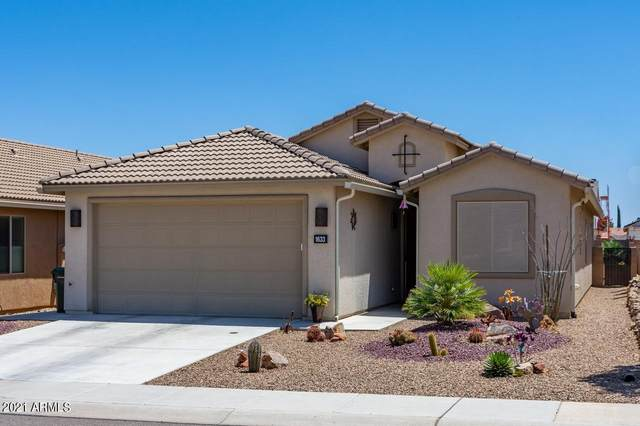1633 Braddock Drive, Sierra Vista, AZ 85635 (MLS #6225471) :: Yost Realty Group at RE/MAX Casa Grande
