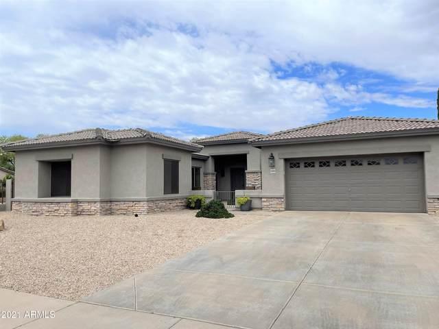 21204 E Alyssa Road, Queen Creek, AZ 85142 (MLS #6225480) :: The Luna Team