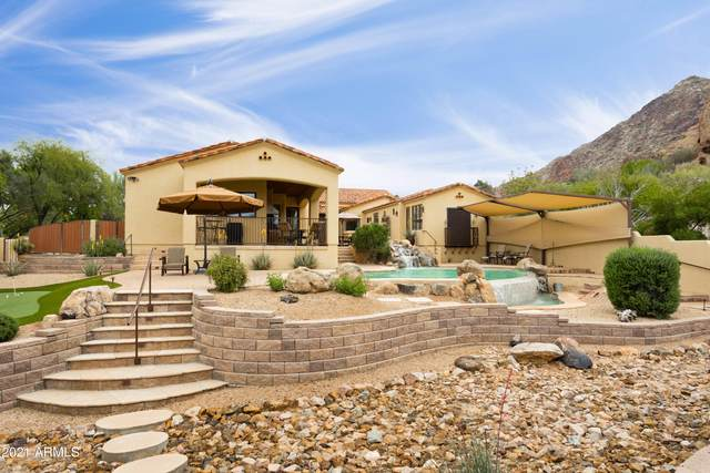 6004 N 51ST Place, Paradise Valley, AZ 85253 (MLS #6225489) :: The Carin Nguyen Team