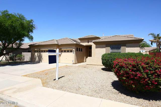 10320 E Pantera Avenue, Mesa, AZ 85212 (MLS #6225495) :: The Helping Hands Team