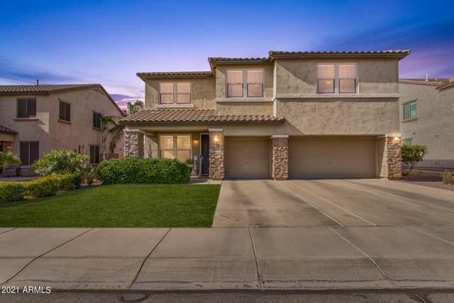 10910 E Ramona Avenue, Mesa, AZ 85212 (MLS #6225501) :: Yost Realty Group at RE/MAX Casa Grande