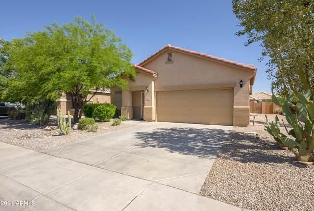 2732 W Silver Creek Lane, Queen Creek, AZ 85142 (MLS #6225525) :: Yost Realty Group at RE/MAX Casa Grande