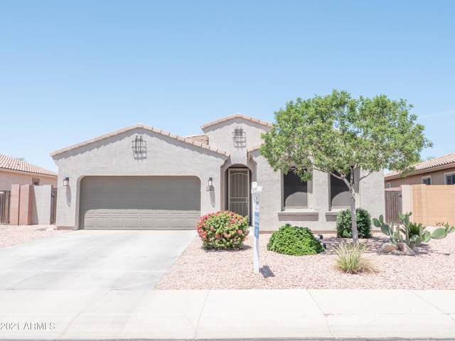 2466 E Katrina Trail, Casa Grande, AZ 85194 (MLS #6225527) :: Yost Realty Group at RE/MAX Casa Grande