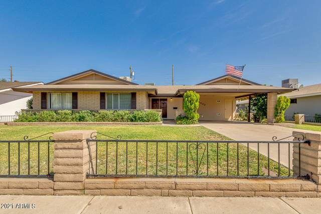 3932 W Lane Avenue, Phoenix, AZ 85051 (MLS #6225529) :: Yost Realty Group at RE/MAX Casa Grande