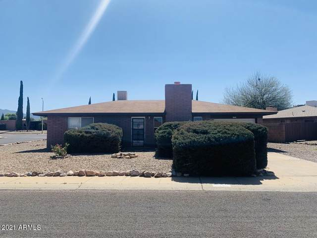 1232 N Catalina Drive, Sierra Vista, AZ 85635 (MLS #6225531) :: Yost Realty Group at RE/MAX Casa Grande