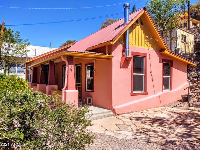 511D Bailey Hill, Bisbee, AZ 85603 (MLS #6225533) :: Yost Realty Group at RE/MAX Casa Grande
