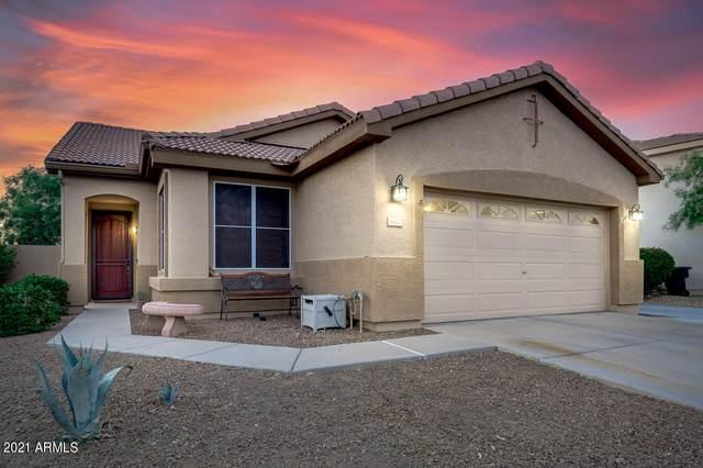 1622 E Shannon Street, Chandler, AZ 85225 (MLS #6225546) :: The Helping Hands Team