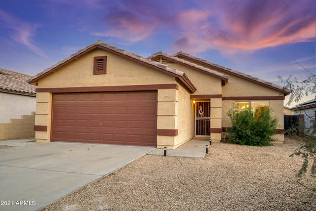8605 W Sanna Street, Peoria, AZ 85345 (MLS #6225550) :: Devor Real Estate Associates