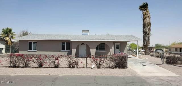 10881 N Arapaho Drive, Casa Grande, AZ 85122 (MLS #6225551) :: Synergy Real Estate Partners