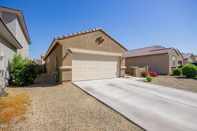6206 W Laurie Lane, Glendale, AZ 85302 (MLS #6225559) :: Yost Realty Group at RE/MAX Casa Grande
