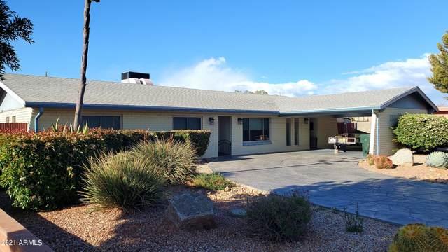 601 Camelot Drive, Sierra Vista, AZ 85635 (MLS #6225567) :: Yost Realty Group at RE/MAX Casa Grande
