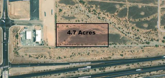 0 Mockingbird Street, Quartzsite, AZ 85346 (MLS #6225571) :: Synergy Real Estate Partners