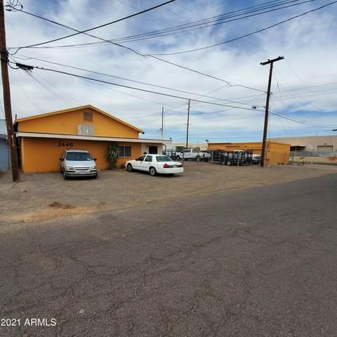 3446 N 29TH Avenue, Phoenix, AZ 85017 (MLS #6225572) :: Synergy Real Estate Partners