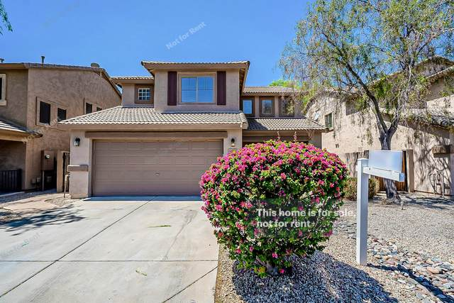 34034 N 44TH Place, Cave Creek, AZ 85331 (MLS #6225576) :: Yost Realty Group at RE/MAX Casa Grande