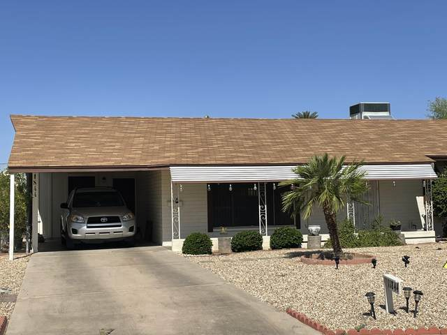 11844 N Cherry Hills Drive E, Sun City, AZ 85351 (MLS #6225595) :: The Helping Hands Team