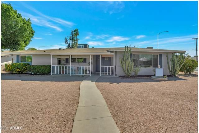 607 N Spencer Circle, Mesa, AZ 85203 (MLS #6225597) :: Yost Realty Group at RE/MAX Casa Grande