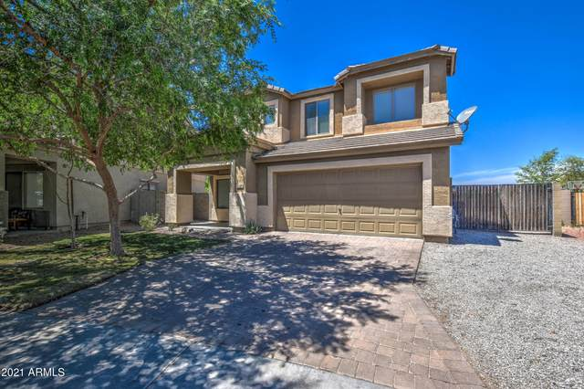 3320 S 88TH Drive, Tolleson, AZ 85353 (MLS #6225600) :: The Carin Nguyen Team