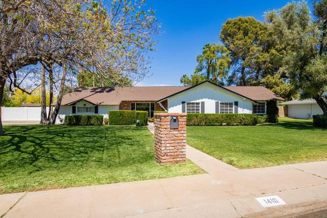 1410 W Frier Drive, Phoenix, AZ 85021 (MLS #6225605) :: Yost Realty Group at RE/MAX Casa Grande