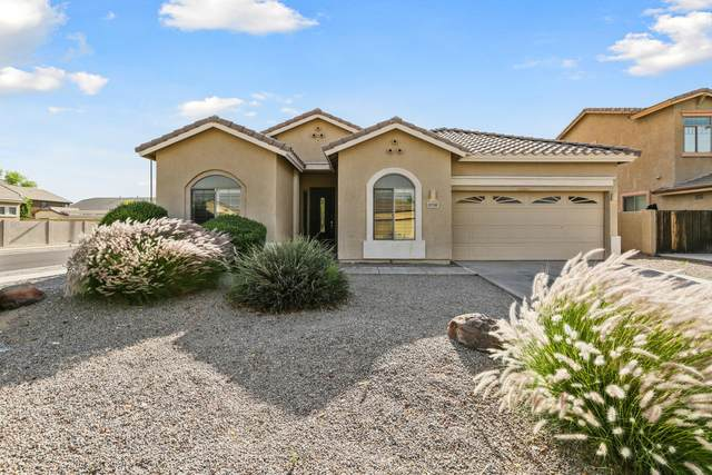 2758 N 148TH Lane, Goodyear, AZ 85395 (MLS #6225609) :: The Carin Nguyen Team