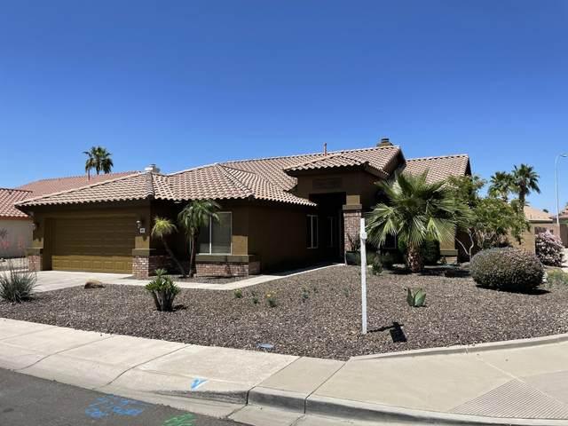 6892 W Laredo Street, Chandler, AZ 85226 (MLS #6225614) :: Yost Realty Group at RE/MAX Casa Grande