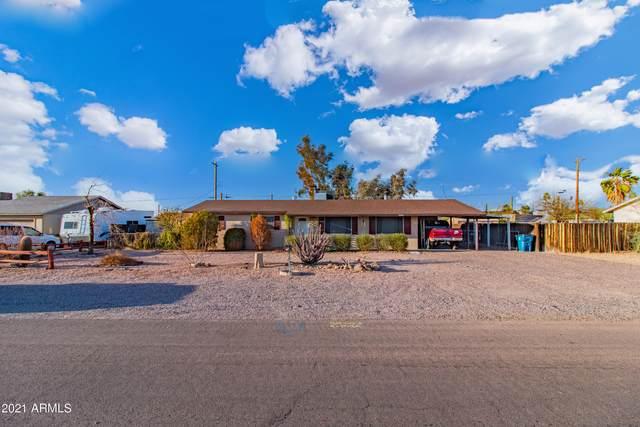 11548 E Wier Avenue, Mesa, AZ 85208 (MLS #6225659) :: Yost Realty Group at RE/MAX Casa Grande