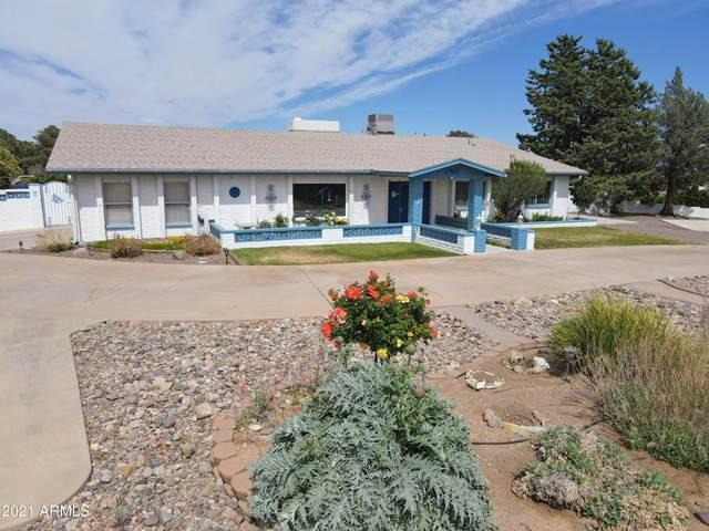 1765 Baywood Lane, Sierra Vista, AZ 85635 (MLS #6225661) :: Yost Realty Group at RE/MAX Casa Grande